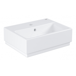 Cube Ceramic Lave-mains, 455x350 mm, PureGuard, alpine blanc (3948300H)