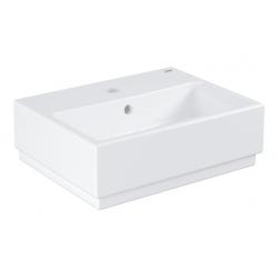 Cube Ceramic Lave-mains, 455x350 mm, PureGuard, alpine blanc