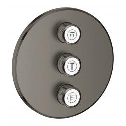 Grohtherm SmartControl Panneau de contrôle 3 sorties (29122AL0)