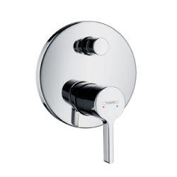METRIS S Set de finition pour mitigeur bain/douche encastré (31465000)