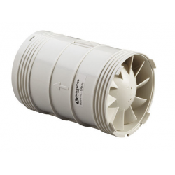 Potrubní ventilátor 100 mm se základní funkcí