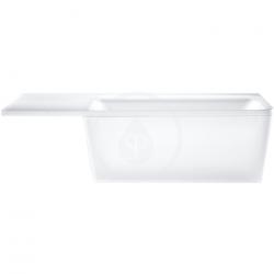 Baignoires acryliques Axor Citterio 2400 x 915 mm, blanc