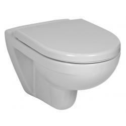LYRA PLUS - Cuvette de WC suspendue, Blanche (H8233800000001)