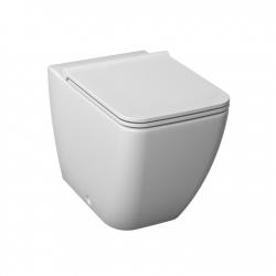CUBITO PURE - Cuvette de WC à poser, évacuation par le sol (H8234241000001)