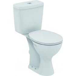Ulysse WC PMR réhaussé pour combinaison H/PK 360 x 450 x 660 mm,blanc (E883201-SET)