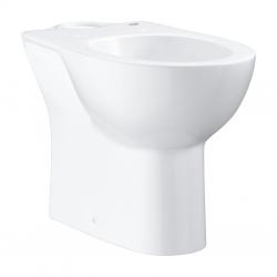 Bau Ceramic Cuvette WC à poser, Blanc alpin (39428000)