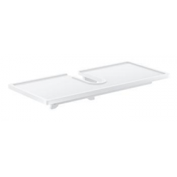 Euphoria System Tablette GROHE EasyReach, Blanc (26362LN0)
