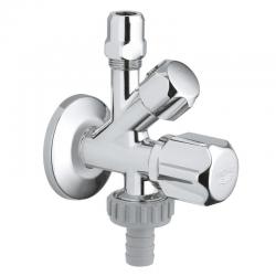 """Original WAS® robinet de service 1/2"""", Chromé (22035000)"""