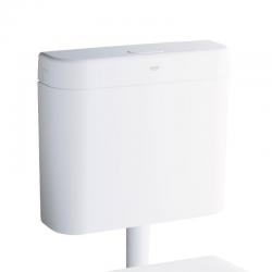 Réservoir de chasse WC, Blanc alpin (37355SH0)