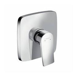 Metris Set de finition pour mitigeur douche encastré, chromé (31456000)