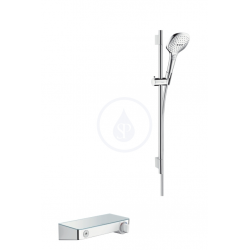 Combi Raindance Select E 120 0,65m/ShowerTablet Select 300, blanc/chromé (27026400)