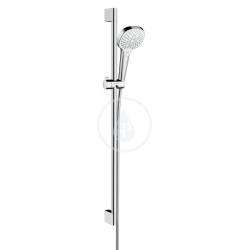 Set Croma Select E 110 Multi / Unica'Croma 0,90 m, blanc/chromé (26590400)