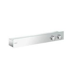 ShowerTablet 600 Thermostatique douche avec 2 sorties, blanc/chromé (13108400)