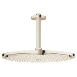 Rainshower Cosmopolitan 310 Ensemble douche de tête et bras plafonnier 142 mm, 1 jet Nickel (26067BE0)