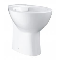 Bau Ceramic WC à poser, blanc alpin (39431000)