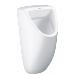 Bau Ceramic Urinoir, Blanc alpin (39439000)