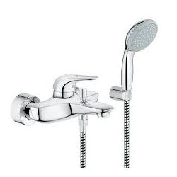 Eurostyle Mitigeur monocommande 1/2″ bain/douche, chromé (3359230A)
