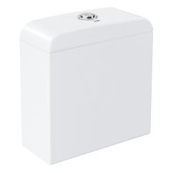 Euro Ceramic Réservoir de chasse équipé, blanc alpin (39332000)