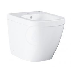 Euro Ceramic Bidet à poser avec PureGuard, Blanc alpin (3934000H)
