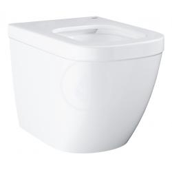 Euro Ceramic Cuvette WC à poser au sol avec PureGuard, blanc alpin (3933900H)