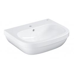 vasque suspendue, 600x480 mm, PureGuard, blanc alpin (3933500H)