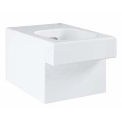 Cube Ceramic WC suspendu, PureGuard, Blanc alpin (3924400H)