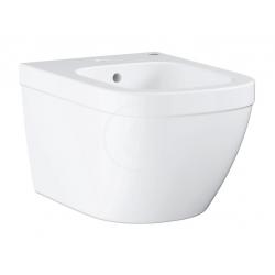 Euro Ceramic Bidet suspendu, blanc alpin (39208000)