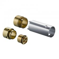 Rallonge 25 mm pour robinetterie encastrée - Si besoin en pose non standard