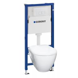 Solid Geberit UP100 Pack Bati WC (39186GEB1)