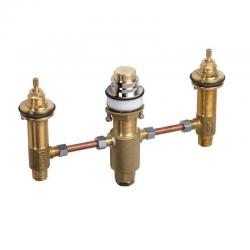 Axor Corps d'encastrement pour mélangeur 3-trous pour montage sur bord de baignoire (15484180)
