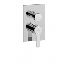 Mitigeur de douche encastré (3 sorties) - (WS019CR)
