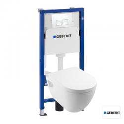 Rimless Geberit Pack Bati WC (39186rimless-GEB1)