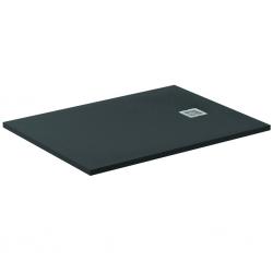 Receveur rectangulaire Ultra Flat S 120x90cm Noir intense (K8230FV)