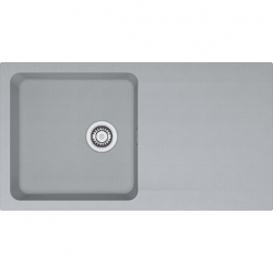 Orion - OID 611 Tectonite® Gris Titanium 940x510 mm (114.0442.824)