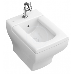 Villeroy & Boch Bidet La Belle 542700R1 385 x 585 mm Blanc CeramicPlus