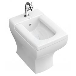 Villeroy & Boch La Belle Bidet Blanc CeramicPlus 385 mm x 585 mm