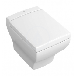 Villeroy & Boch La Belle Cuvette à fond creux Blanc CeramicPlus, 385 mm x 585 mm (562710R1)
