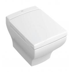 Villeroy & Boch La Belle Cuvette à fond creux Blanc CeramicPlus, 385 mm x 585 mm