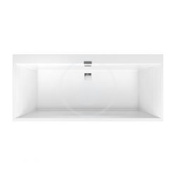 Vana, 1800 x 800 mm, blanc