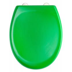 GREEN Abattant WC en Duroplast de haute qualité avec abaissement automatique et détachable