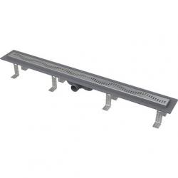 Drain de douche simple pour grilles perforées 76,5 x 14,5 x 8 cm (CPZ8-650M)