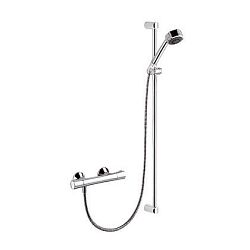 Double douchette 90 cm Chrome (6057705-00)
