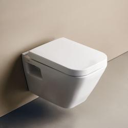 WC suspendu Diagonal DG10 + abattant SoftClose (DG10) Prix Coûtant