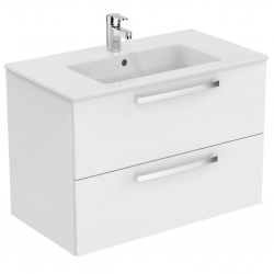 Ideal Standard Tempo - Set meuble + lavabo (K2978WG)