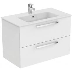Tempo - Set meuble + lavabo (K2978WG)