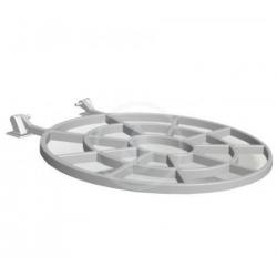 Grille en plastique pour évier Eurovit (VV612000)