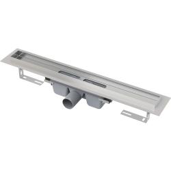 Caniveau de douche avec bordure pour grille 850 (CPZ-850)