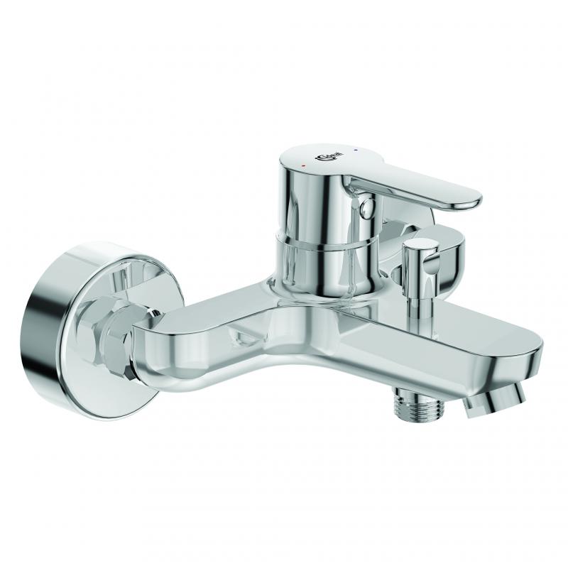 ideal standard robinet de bain finition chrome bc208aa. Black Bedroom Furniture Sets. Home Design Ideas