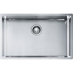 Evier Franke Box BXX 110-68/ BXX 210-68 Acier Inoxydable (127.0369.284)