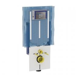 Combifix Italie réservoir sigma8 pour WC suspendu 109 cm
